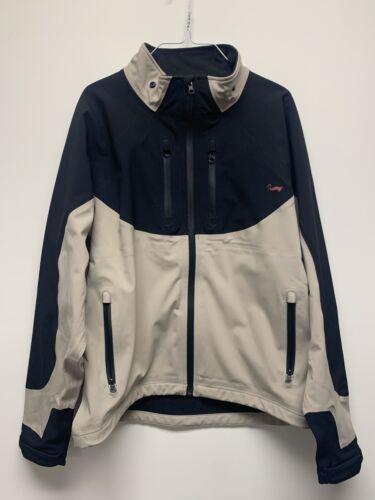 Mens Duxbak Jacket Size Large Regular Multiple Zip