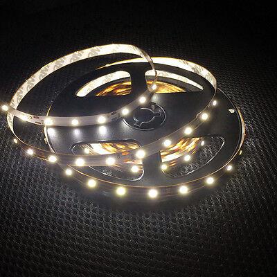 5M 3528 Warm White 300 LED 60led/M SMD Flexible Strip Light Non-Waterproof