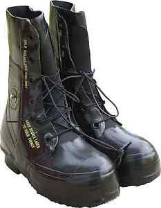 22fe1ea9d44 Details about U.S. MILITARY MICKEY MOUSE Extreme Cold Temperature Boots,  BATA BRAND, UNUSED