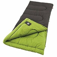 NEW Coleman Duck Harbor Cool Weather Sleeping Bag FREE SHIPPING