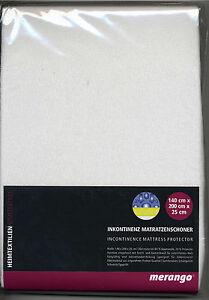Matrazenschoner-Inkontinenz-Auflage-Bett-140x200-cm-Frottee-Baumwolle-Schlafen