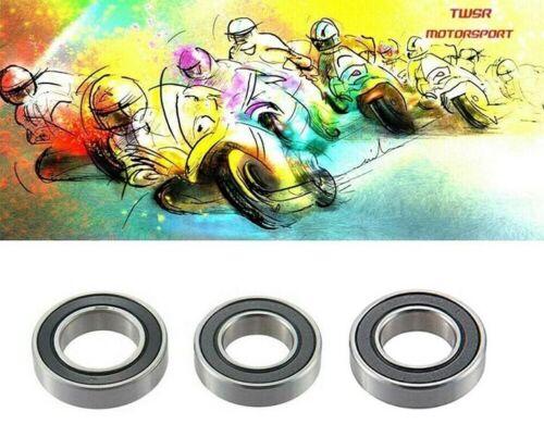 Kawasaki KX125 Rear Wheel Bearings 1993-2002