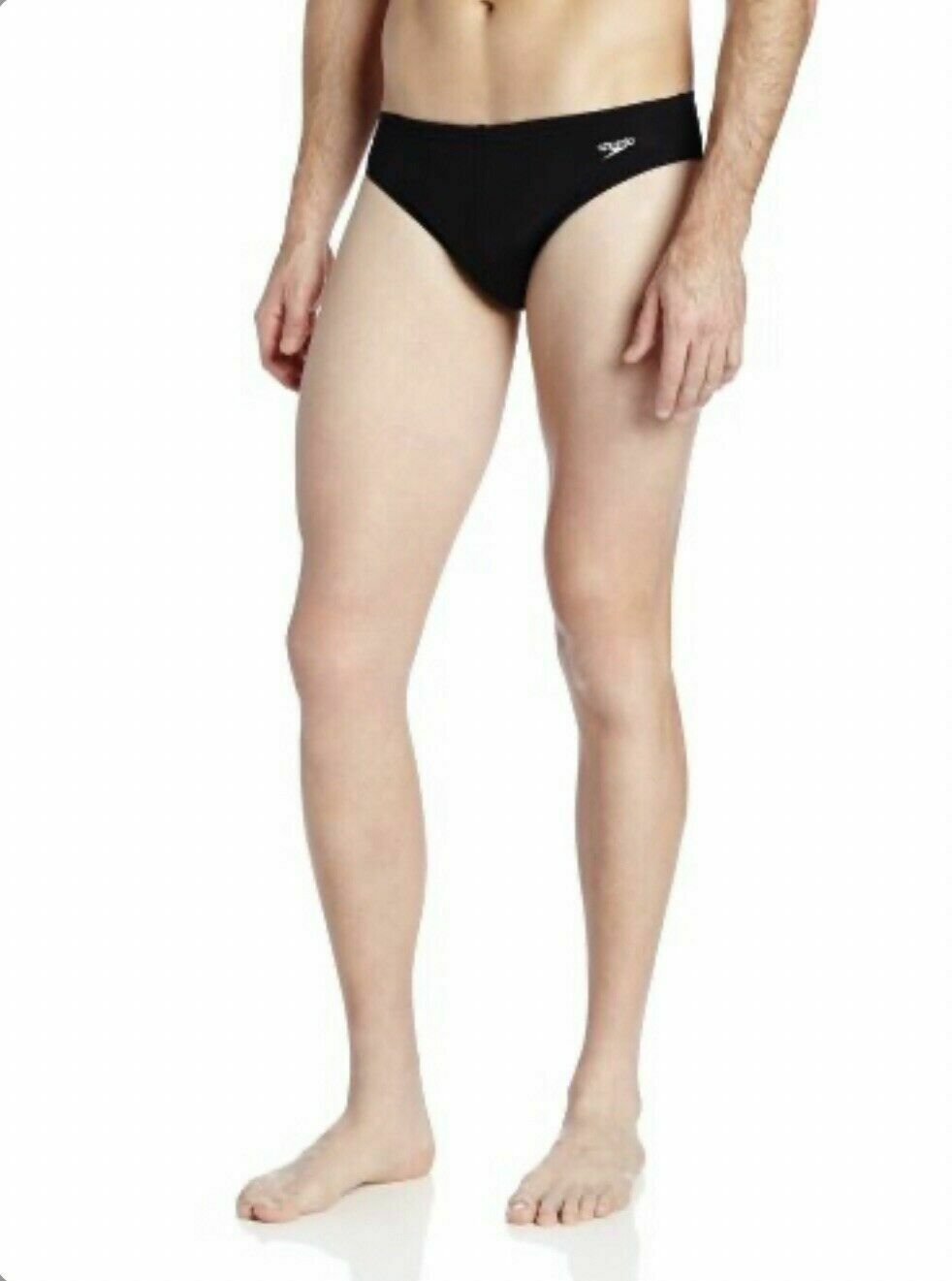 Speedo Mens Xtra Life Lycra 3 Inch Brief Swimsuit