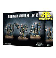 Warhammer 40k  Astra Militarum Auxilla Bullgryns / Ogryns NIB