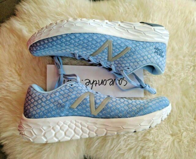 New Balance Women's Beacon v1 Fresh Foam Running Shoes Air Blue Sz 6 B US