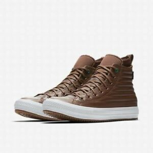 e1f02487865c Converse Chuck Taylor All Star Waterproof Boot Hi Leather 157491C ...