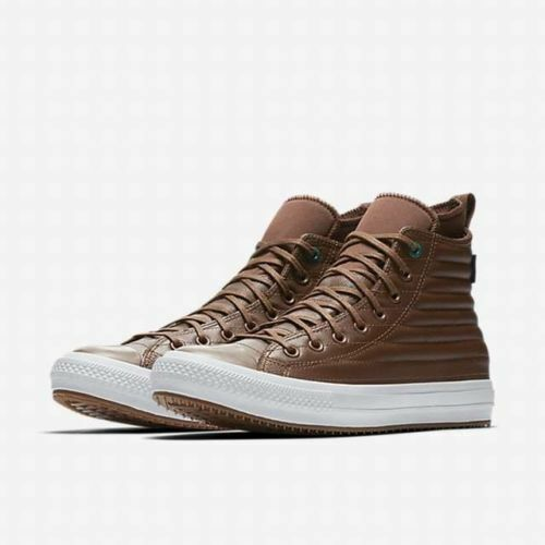 d94f6690f757cb Converse Chuck Taylor All Star Waterproof Boot Leather Clove Size 10  157491C for sale online