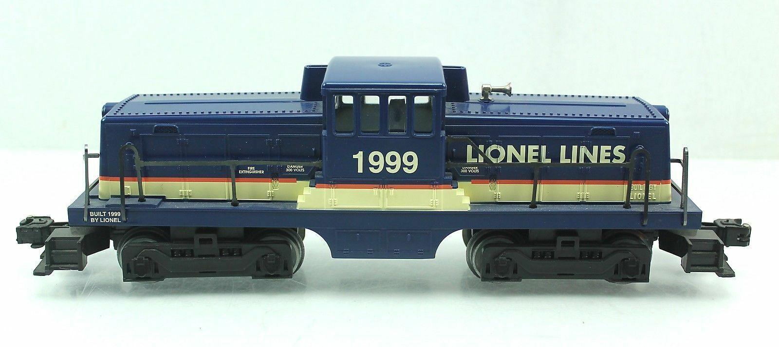Envíos y devoluciones gratis. Vintage Lionel o o o escala 44 Ton centro Cab Switcher-Lionel líneas 6-28801 Nuevo Viejo Stock  grandes ahorros
