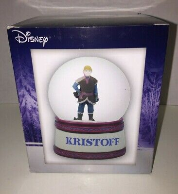 65MM PuzzledPenguin Resin Stone Finish Snow Globe