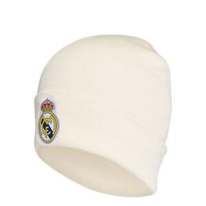 Caricamento dell immagine in corso Adidas-Uomo-Berretto-Real-Madrid-3- Stripes-Ronaldo- baefb25872ee