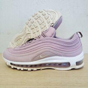 Details about Nike Womens Air Max 97 Premium Pink Plum Chalk Light Cream SZ  ( 917646-500 )