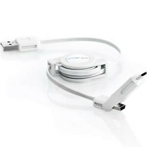 Retractable-USB-Cable-to-mini-USB-or-micro-USB-over-30-inches-with-FREE-Delivery