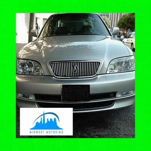 1995 1996 1997 1998 ACURA TL 3.2 CHROME TRIM FOR GRILL GRILLE W//WRNTY