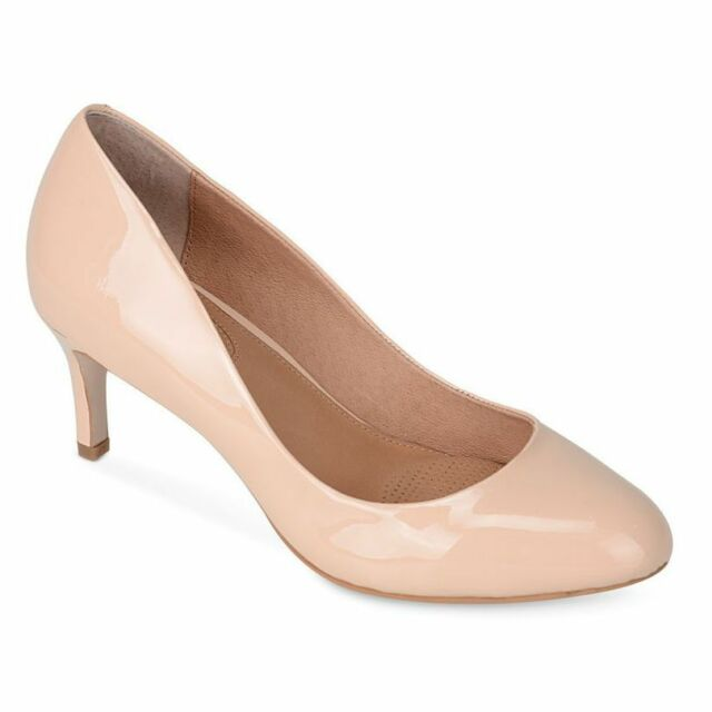 8873d9c0b0b Corso Como Lisbeth Nude Patent Leather Women s HEELS PUMPS Size US 7 ...