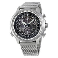 Citizen Navihawk A-T Men's Eco-Drive Chrono Watch