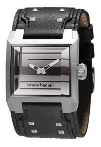 bruno-banani-Herrenuhr-PAGONA-BR25928-mit-Box-amp-Papieren-neu