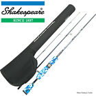 Shakespeare Slingshot Engage TRAVEL 7' 10KG 4 Piece SPIN FISHING ROD SP704H