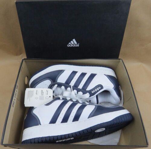 ADIDAS BTB Low Basketball Shoes 549111 Blue White New Navy Men's Size 7 NIB