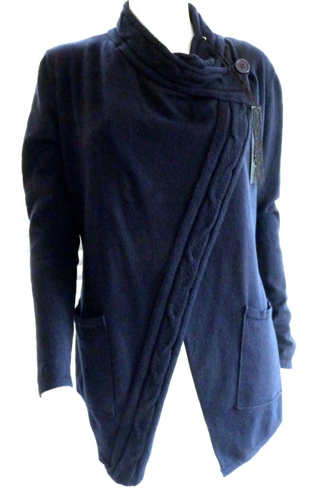 Cavo deliziosamente Soft Knit Cardigan con Cachemire-carisse