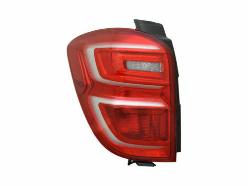Driver Side Tail Light Assembly Q971TQ for Chevy Equinox 2017 2016 Left