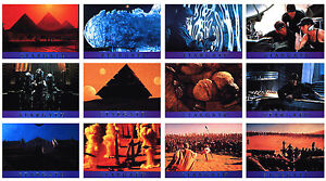 Stargate The Movie Adventure Card Chase Card AS-10