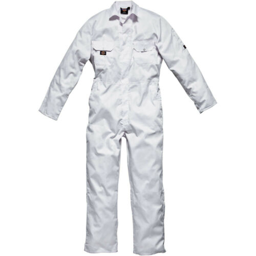 Dickies Mens Redhawk Value Economy Elasticated Waist Coverall Overalls