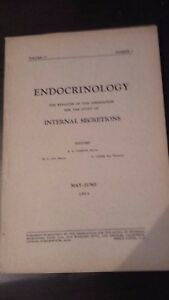 Revista-Endocrinologia-The-Boletin-Of-Association-FOR-VOL-17-Mayo-Junio-1933N-3