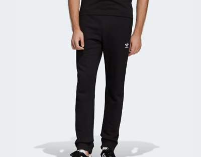 adidas Essentials 3 Stripes Mid Pant French Terry Men dark