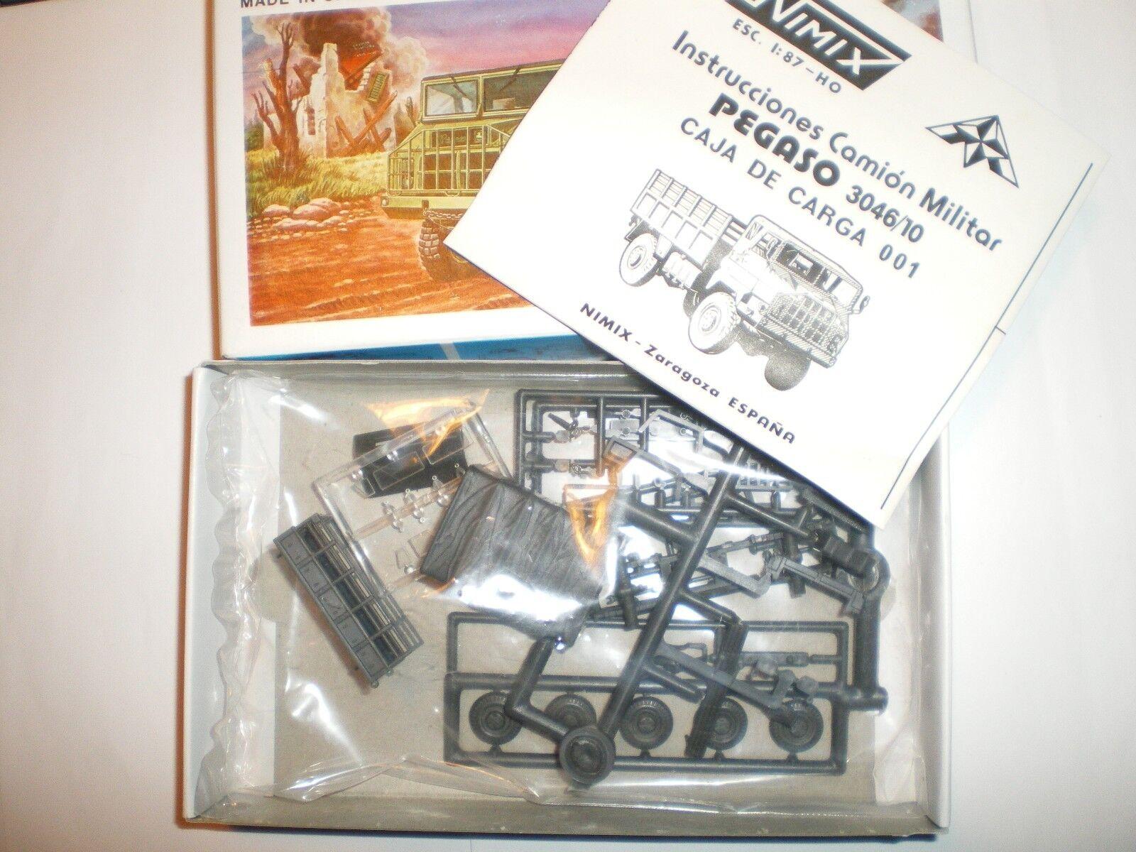 0000-Lote Nimix Pegaso 3046 tres versiones        H0  86 0bea55