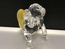 Swarovski Figur Gorilla mit Bananen 6,5 cm. Top Zustand