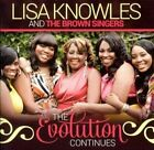 Evolution Continues by Lisa Knowles & The Brown Singers of Memphis, Tennessee/Lisa Knowles/Brown Singers (CD, Mar-2014, One Voice)