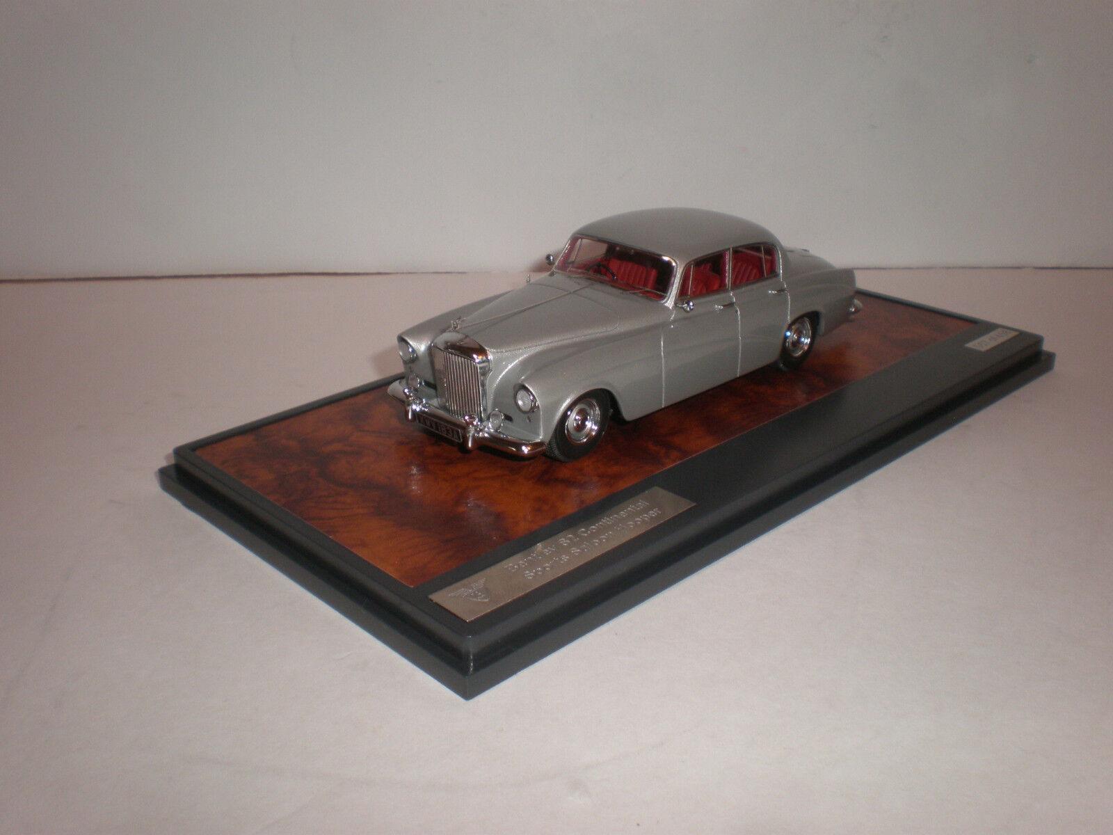 promociones de equipo Matriz de 1 43 1959 S2 Bentley Bentley Bentley Continental Sports  más descuento