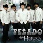 Una Historia Para Siempre by Pesado (CD, Mar-2011, Disa)