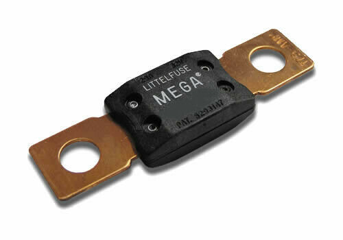 32V Victron Energy paquet de 5 pièces MEGA-fusible 200A – CIP136200010
