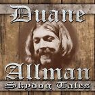 Skydog Tales by Duane Allman (CD, Sep-2016, MVD Audio)