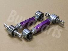 PURPLE PRO ADJUSTABLE REAR SUSPENSION CAMBER KIT FOR CIVIC EF EG EK DA DC2 EM