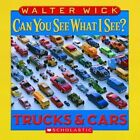 Can You See What I See?:: Trucks and Cars by Walter Wick (Paperback, 2007)