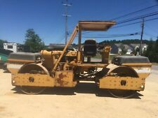 Dresser Vos 266b Double Smooth Drum Roller Vibratory Please Call