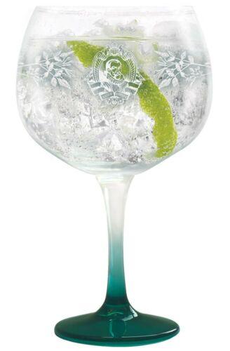 Pack de 2 2x Willem Barentsz Gin verre-Premium Gin 56 Cl