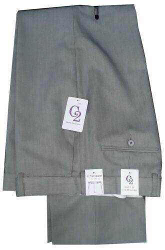 Pantaloni UOMO ESTIVI Expand-A-Band Auto-Regolazione flessibile Girovita Pantaloni fialle