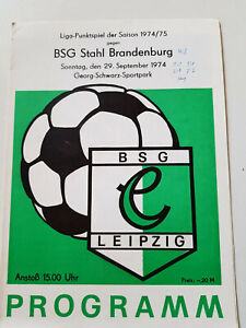 Fußball Programm