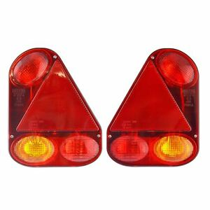 Trailer-Lights-Radex-Right-amp-Left-for-Ifor-Williams-Indespension-Lamp-TR221-2