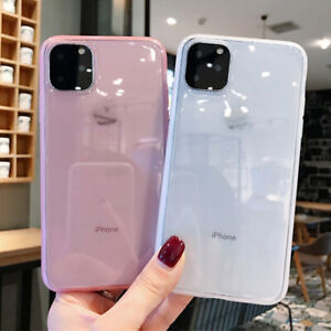 Crystal-Clear-Case-For-iPhone-XR-11-Pro-Max-X-XS-6-6s-8-7-Plus-Shockproof-Cover