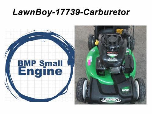 Carburetor Carb Assembly For 149cc Lawn Boy 17739 AWD Mower Kohler Powered