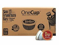 San Francisco Bay OneCup Fogchaser 80 Single Serve Coffees Fog Chaser