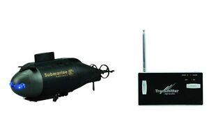 RC-U-Boot-U-Boot-mit-LED-Scheinwerfer-inkl-Akku-NEU