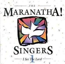 Maranatha Singers I See the Lord CD