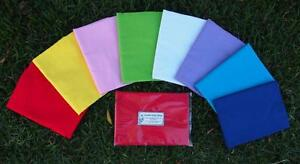 2 x MUSLIN  BABY  WRAPS    Extra Large,  Bright Colours, NEW