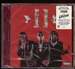 Migos - Culture II (2CD) Korea Import New Sealed CD
