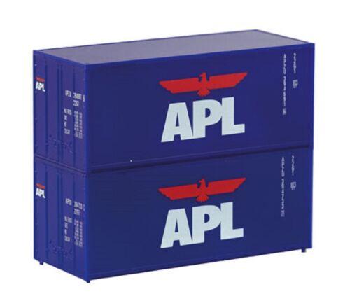 TT container Set Piko diverse varianti 46100 46101 46102